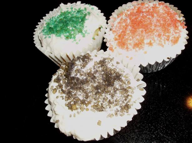 Rachel's Vanilla Cupcakes