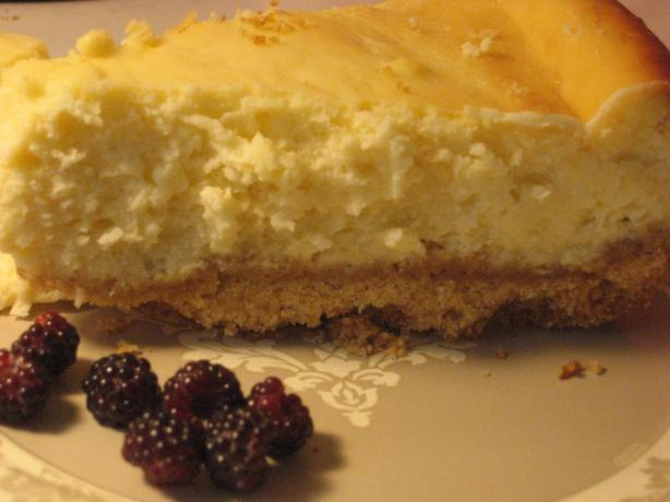 My Mom's Cheesecake