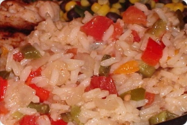 Arizona Southwest Rice Pilaf