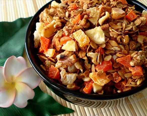 Almond/Walnut-Coconut Granola