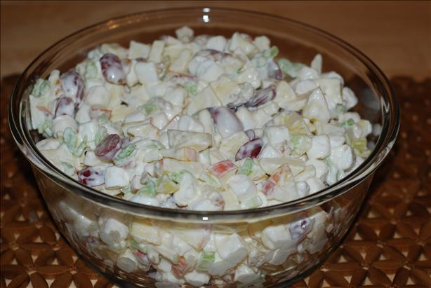 Janet's Apple Salad