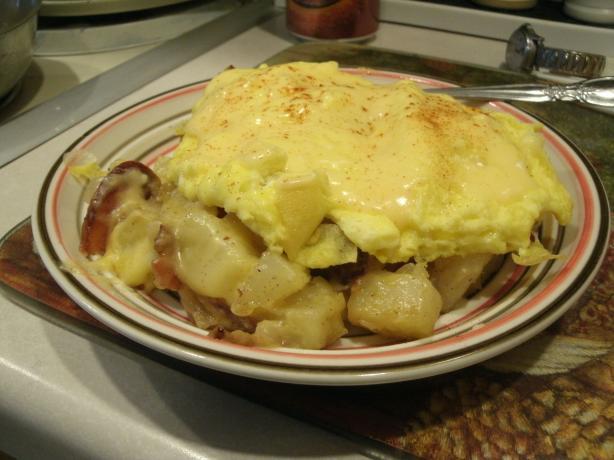 Au Gratin Potatoes a La Fitz