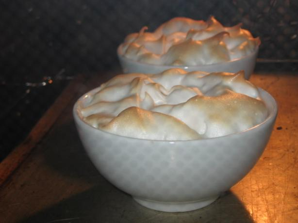 Lemon Meringue Desserts
