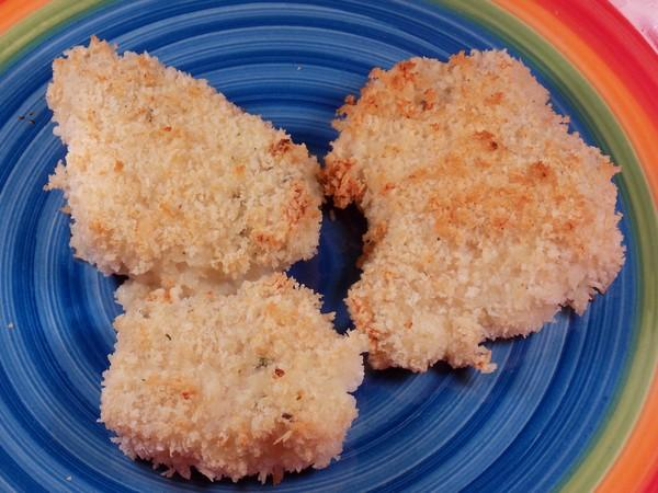 Alli's Crunchy Ranch Chicken #RSC