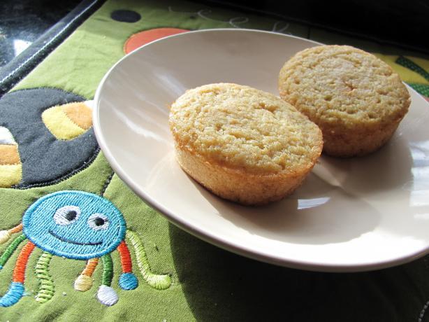 Friendship Corn Muffins (Amish Friendship Starter)