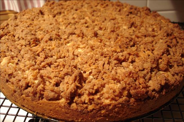 Toasted Coconut Coffee Cake
