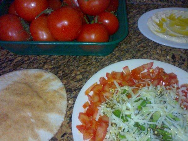 Better Than Caviar Egg Salad Araby