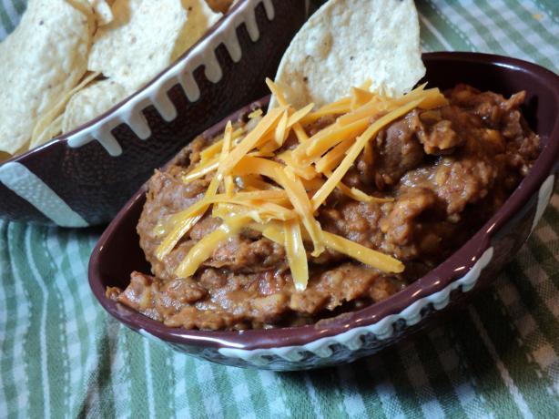 Lisa's Taco Bean Dip