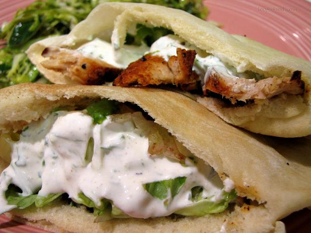 Spicy Lime and Cilantro Turkey Pita Fajitas (Grilled)