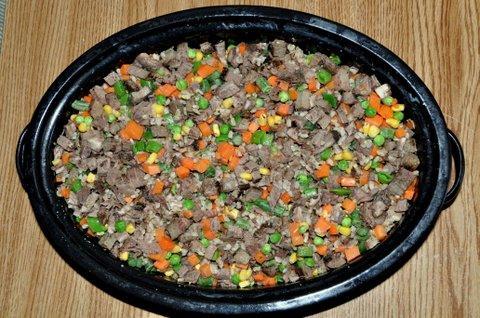 Dog Food - Beef