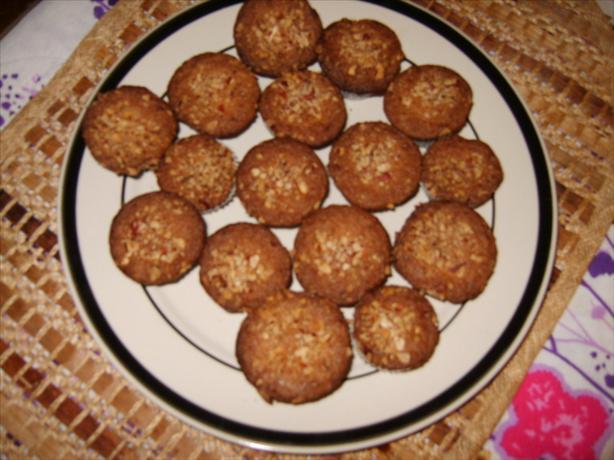 Mini Pecan Muffins