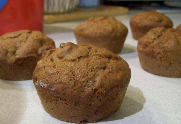 Shaker Squash Muffins