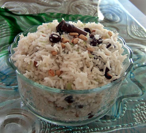Pulau Nepalese Basmati Rice Dish