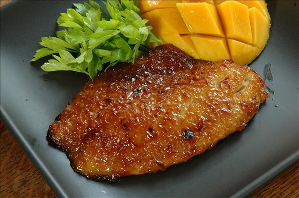 Mango Chutney-Horseradish Sauce for BBQ
