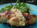 Chicken in Many Mustards Marinade for the Grill