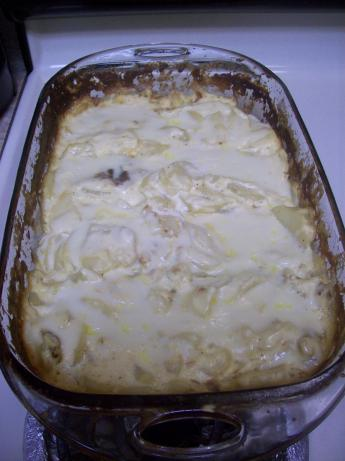 Cheesy Au Gratin Potatoes!