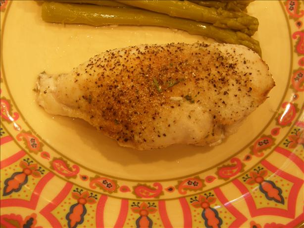 Easy, Healthy Baked Chicken Breasts