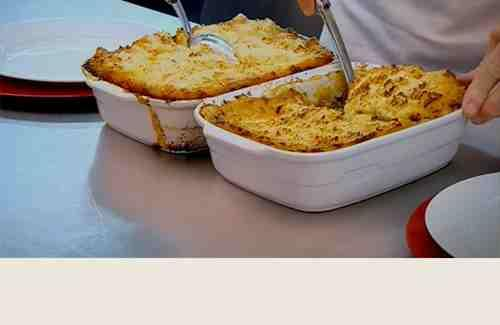Fantastic Authentic Shepherd's Pie