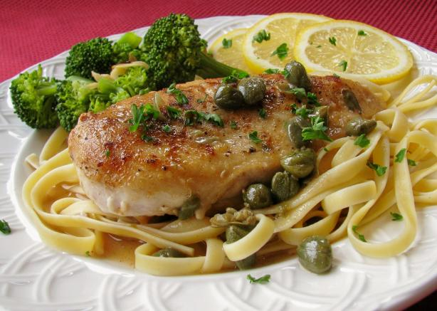 Chicken Piccata - Giada De Laurentiis