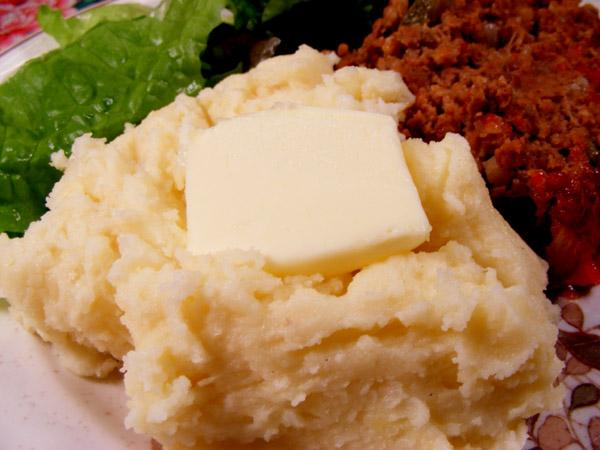 Red Lobster White Cheddar Mashed Potatoes Recipe