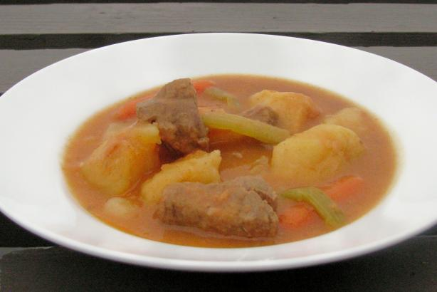 Really Easy Beef Stew