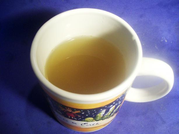 Resembles Little House on the Prairie Ginger Tea