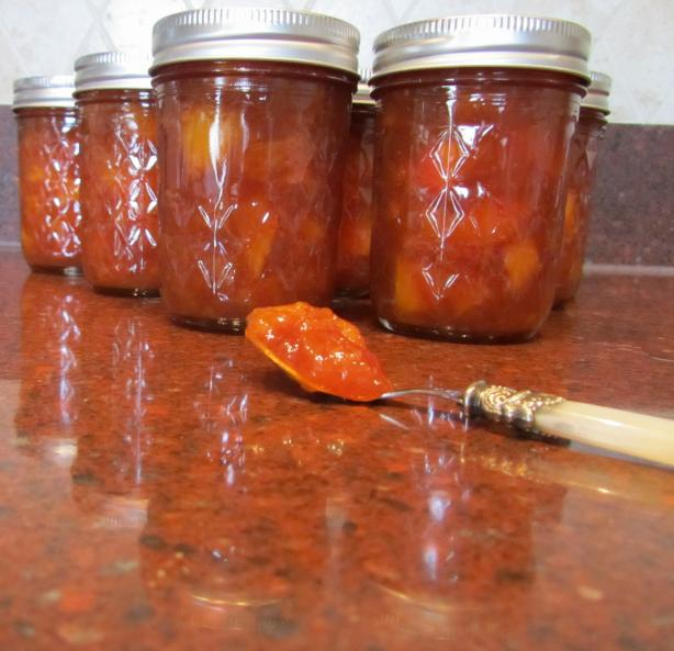 Southern Comfort Spiked, Spiced, Peach Jam