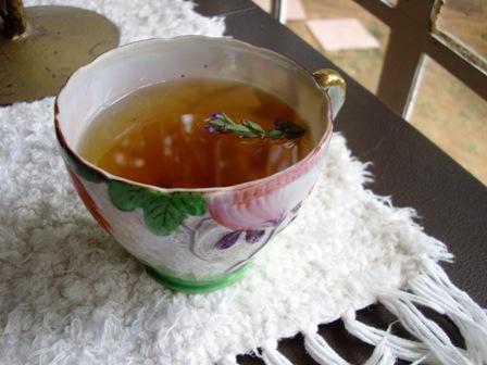 Quiet Spirit Tea Blend