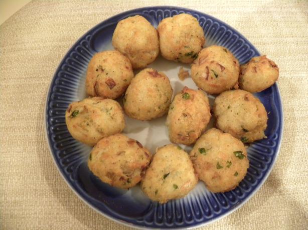 Cod & Potato Tapas