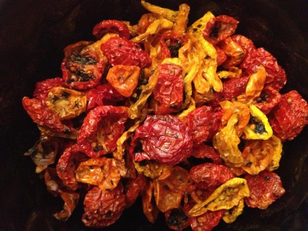 """ Sun-Dried "" Tomatoes"