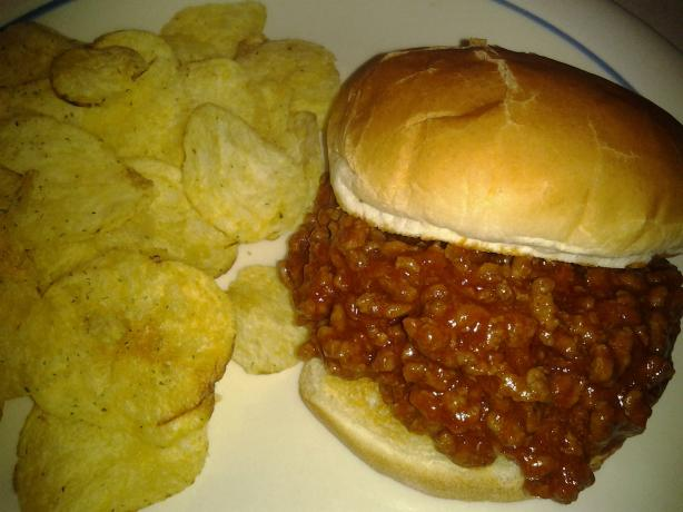 Sloppy Joe BBQ Mix