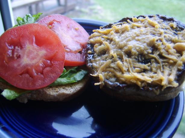 Farm Fresh Portobella Burgers