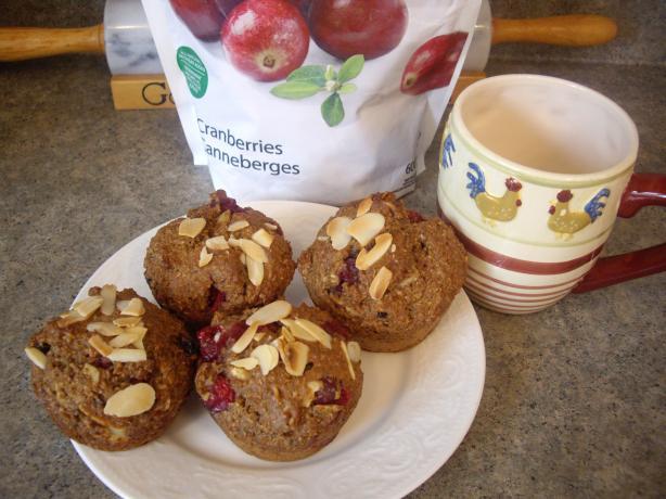Flax Seed Bran Muffins