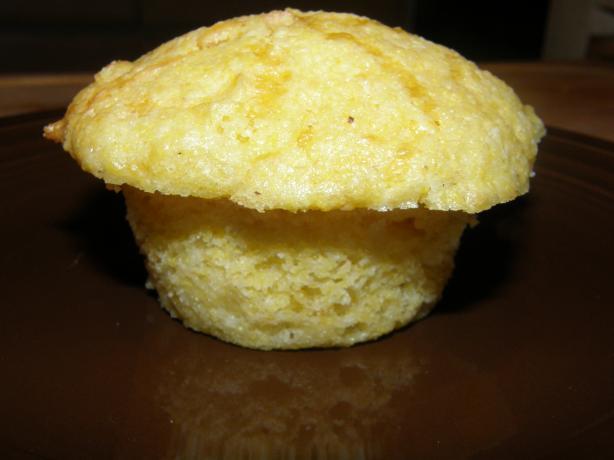 Deluxe Corn Muffins