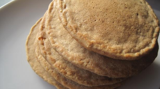 Ana Gourmet: Oat Bran Pancakes