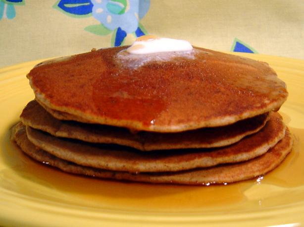Lauren's Oat Bran Pancakes