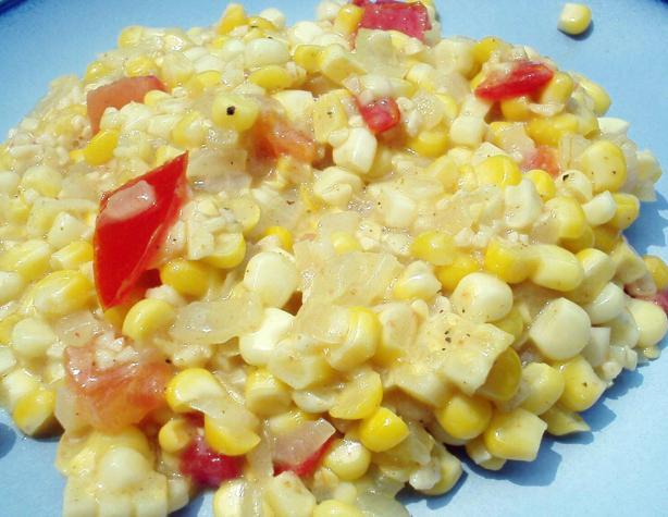 Curried Corn