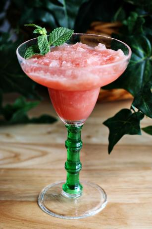 Frozen Watermelon Lemonade