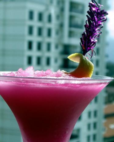 Frozen Pink Lemonade