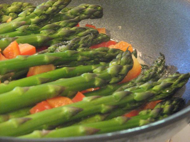 Asparagus Sauté