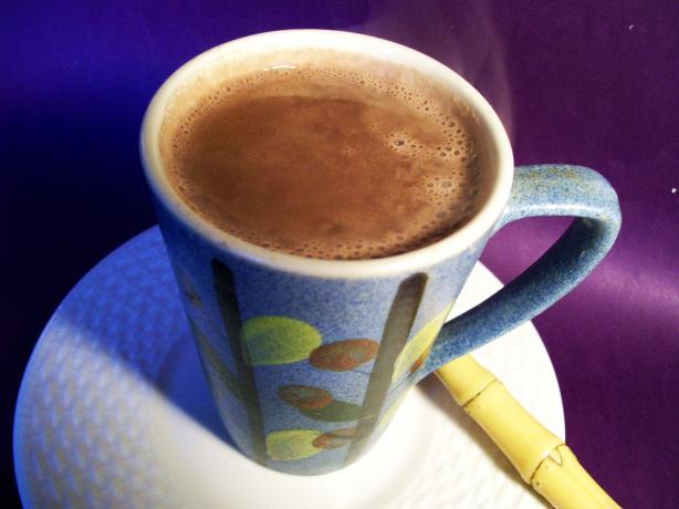 Brown Sugar Hot Chocolate