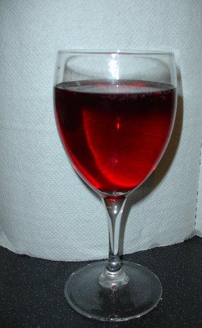 Blueberry Buzz Non-Alcoholic Cocktail