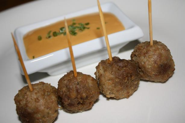 Danish (Fars) Meatballs