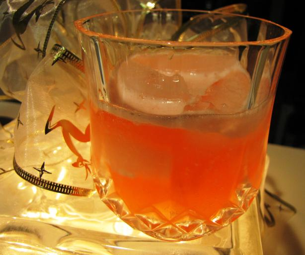 Prohibition Mary Pickford Cocktail