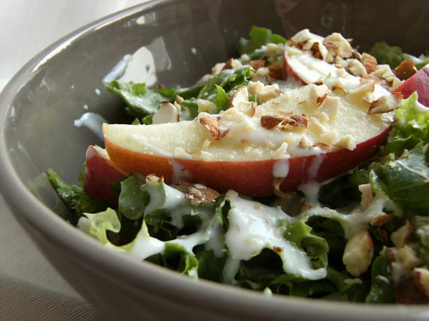 New York Tangy Apple Salad