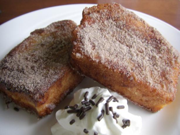 Rabanada (Brazilian-Style French Toast)