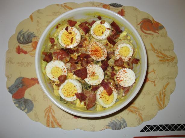 Mammaw's Southern Style Potato Salad