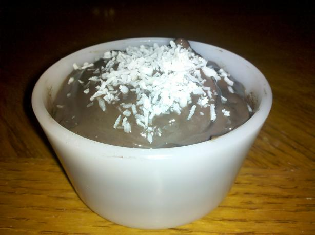 Homemade Light Pudding