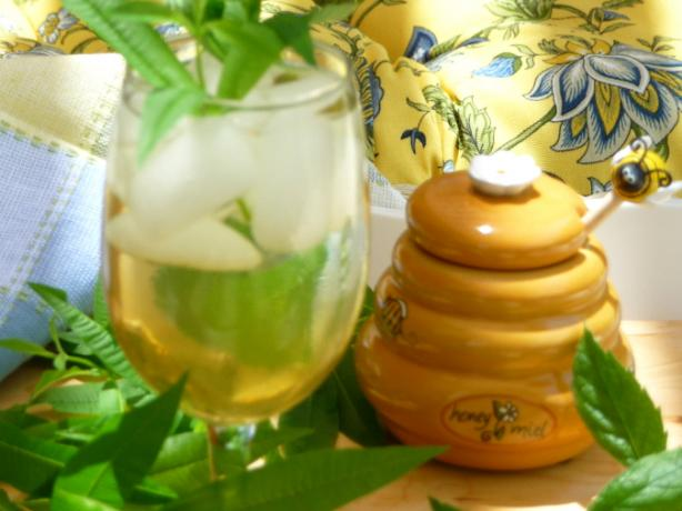 Lemon Verbena Drink