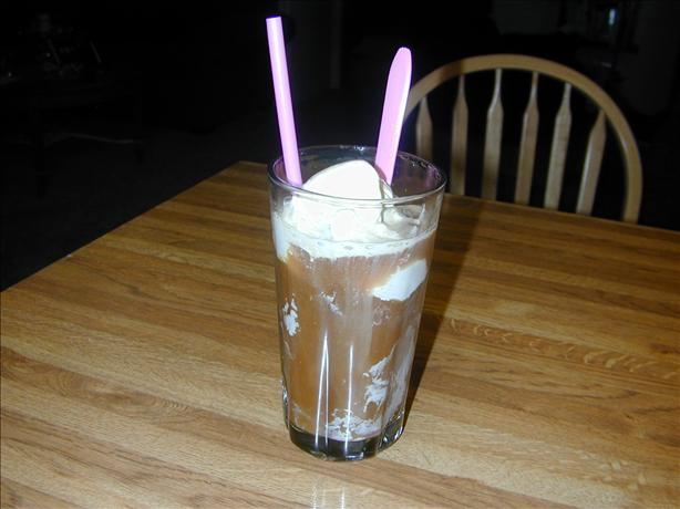 Rachael Ray's Ice Cream Latte